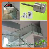 ステンレス鋼のスタンドオフ、ガラスハードウェア