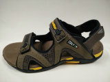 China-Qualitäts-lederne Schuh-im Freiensommer-Freizeit-Sandelholze für Männer