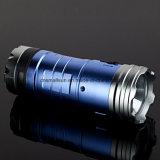 Luz de la pesca de 18650 baterías con el Ce, RoHS, MSDS, ISO, SGS