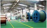Niedriges Rauch-Halogen-freier Extruder, Verdrängung-Maschine, Strangpresßling-Maschine, Strangpresßling-Zeile, Kabel-Maschine, Draht-Maschine, TPE-Kabel-Extruder, Extusion Zeile