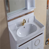 Side CabinetのHighquality現代PVC Bathroom Vanity
