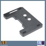 5 Partes ejes CNC de mecanizado de piezas de aluminio fresado CNC