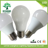 Bombilla de la lámpara LED de 3W 5W 7W 9W 12W E27 B22 Global Light LED con el CE RoHS