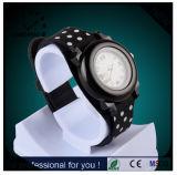 Nuova vigilanza del quarzo della vigilanza del silicone dell'orologio di stile per la vigilanza del capretto (DC-SZ152)