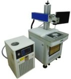 Marcatura della modifica della macchina/orecchio della marcatura del laser della macchina per incidere/a semiconduttore del laser