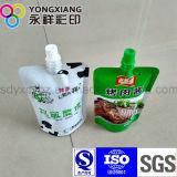 Раговорного жанра мешок Spout используемый для еды