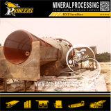Estrazione mineraria all'ingrosso che elabora la fabbrica della pianta della lavata della miniera di oro di ripristino del macchinario