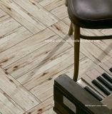 3D Tegel 150*600 Rd16012 van de Vloer van de Korrel van Inkjet Houten
