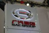 China Made LED Outdoor Shop iluminou vácuo moldou sinais de carro