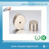 Imanes fuertes del disco del neodimio del cilindro de N35 N52 N45