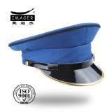 Blaue nach Maß preiswerte Qualitäts-Armee-Art-Schutzkappe