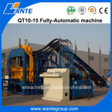 Qt10-15 het Maken van de Baksteen van het Steengruis Machine, Hol Blok dat Machine Filippijnen maakt
