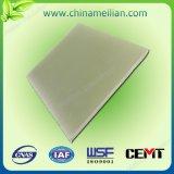 Cartón prensado de la fibra de vidrio de la resina de epoxy Fr4