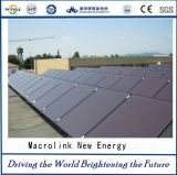 Statement Carports with Thin Film Solar Modules From Macrolink