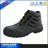 Unisex род и противостатические ботинки Ufa027 безопасности S1p