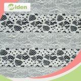 A urdidura da tela do laço da alta qualidade fêz malha a tela do laço do estiramento do laço
