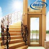 Barata de calidad superior de lujo de construcción Home Villa Ascensor