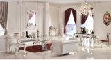 A tabela de jantar de mármore da mobília Home ajustou-se para a venda