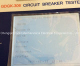 Gdgk-306 디지털 표시 장치 회로 차단기 검사자