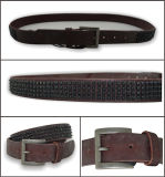 Fashion Belt de Madame rouge-brun