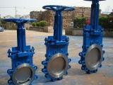 Изготовление запорной заслонки ANSI Dn150 Pn16 CF8 стальное в Китае