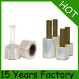 Película do envoltório do estiramento, película do molde LLDPE Strech para o envoltório da pálete