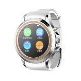 SIMのカードの電話が付いている円形スクリーンのBluetoothのスマートな腕時計