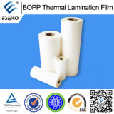 Leafletのための25mic BOPP Matte Themal Laminating Film