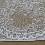 Apparels Accessories를 위한 메시 Voile Warp Knitting Lace Fabrics