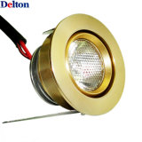 1wmini LED Dimmable Punkt-Schrank-Licht (DT-DGY-001)
