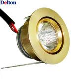 Pequeño Spotlight regulable LED para gabinete