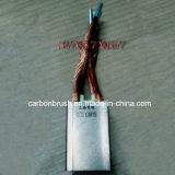 Щетка углерода металла продукции CM5H для мотора кольца выскальзования