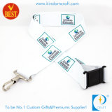 Sagola stampata del supporto di scheda di identificazione di scambio di calore di alta qualità per il personale con l'accessorio speciale