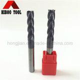 고품질 HRC50 탄화물 긴 맷돌로 가는 절단기