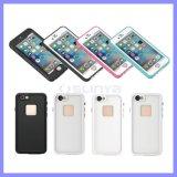 4.7inch PVC iPhone 6sのためのちり止めの堅い携帯電話の箱の耐震性の水泳の防水ケース