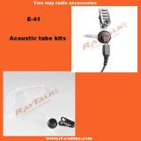 Écouteur par radio acoustique de l'écouteur Tph700 de tube avec les petites PTTs MIC de revers
