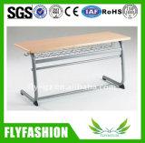 قاعة الدرس أثاث لازم خشبيّة طالب ضعف مكتب وكرسي تثبيت ([سف-64])