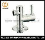 Válvula de ângulo de bronze com núcleo do filtro (YS2025)