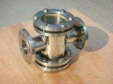 サイトグラスのフランジOEMのステンレス鋼304 316