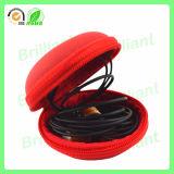 Chiusura lampo portatile che trasporta la cassa multifunzionale del trasduttore auricolare di Bluetooth (EC-523)