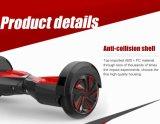 Собственная личность 2016 дешево 2 колес балансируя франтовской электрический самокат с Bluetooth
