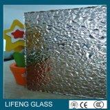 Cancelar o vidro figurado modelado (o diamante)