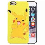 Pikachu die het Mobiele Geval van Combo van de Telefoon voor iPhone 6 schilderen
