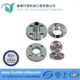 Der CNC-China Kohlenstoffstahl-Flansche Soem-Fabrik-A105