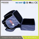 Les sacs professionnels de course de tissu avec le football chausse le compartiment