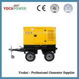elektrischer mobiler Diesel-Generator des Schlussteil-10kw