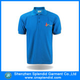 Printing Logo를 가진 좋은 Quality Plain Men Polo T-Shirt