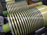 Cinta laminada de aluminio de alta calidad de la hoja de aluminio para los cables