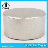 Aimant rond de néodyme du disque N35 du diamètre 40mm*20mm