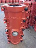 Отремонтируйте струбцину, ворот ремонта, ворот заключения, Split ворот для прямой пластичной трубы P110X500, он-лайн ремонта утечки